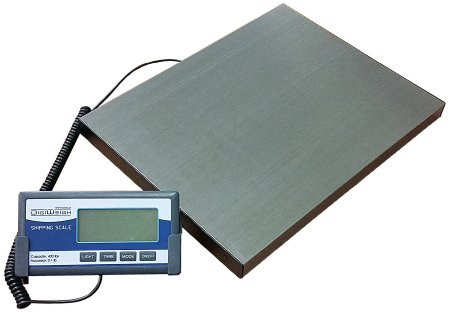 Digiweigh 400lb Professional Digital Scale DW-64 (Not USB Compatible)