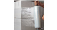 "18"" Wide x 1500 ft Clear Cast Stretch Film ( pallet wrap )"
