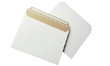 "Size 12.5""x9.5"" Lightweight White Rigid Mailer with Peel-N-Seal"