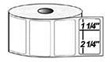 """Zebra Compatible 2.25""""x1.25"""" Direct Thermal Labels (1175 per roll)"""