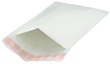 """Size (#000) 4.25""""x7"""" Kraft White Bubble Mailer with Peel-N-Seal"""