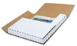 "12.5""x12.5"" (Record Album) Corrugated Mailer (Scored 1/2"" - 1"")"
